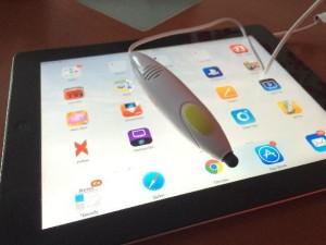 Appen testováno na iPad 2