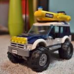 Lego City 60068 - auto