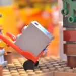 Lego City 60068 - trezor na rudlíku