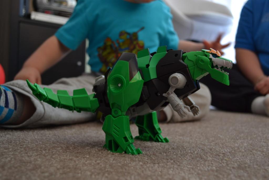 Transformers Grimlock dinobot