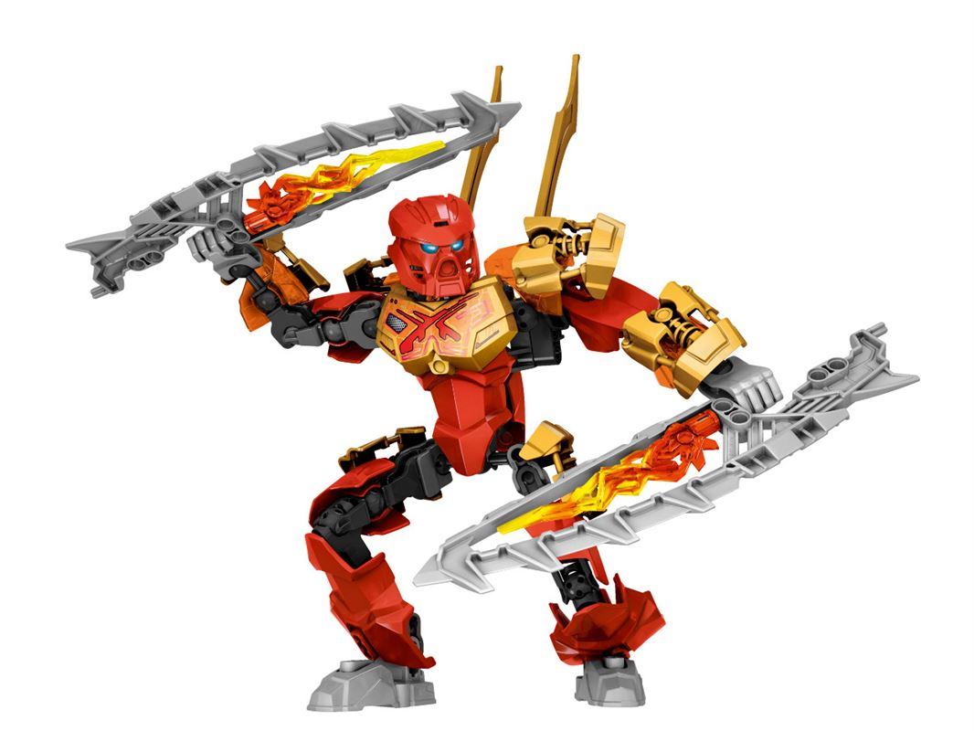 Lego Bionicle 70787 Tahu – Pán ohně