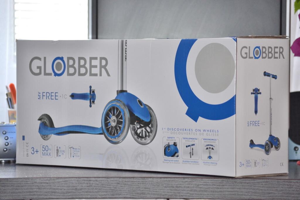 Globber C1 krabice
