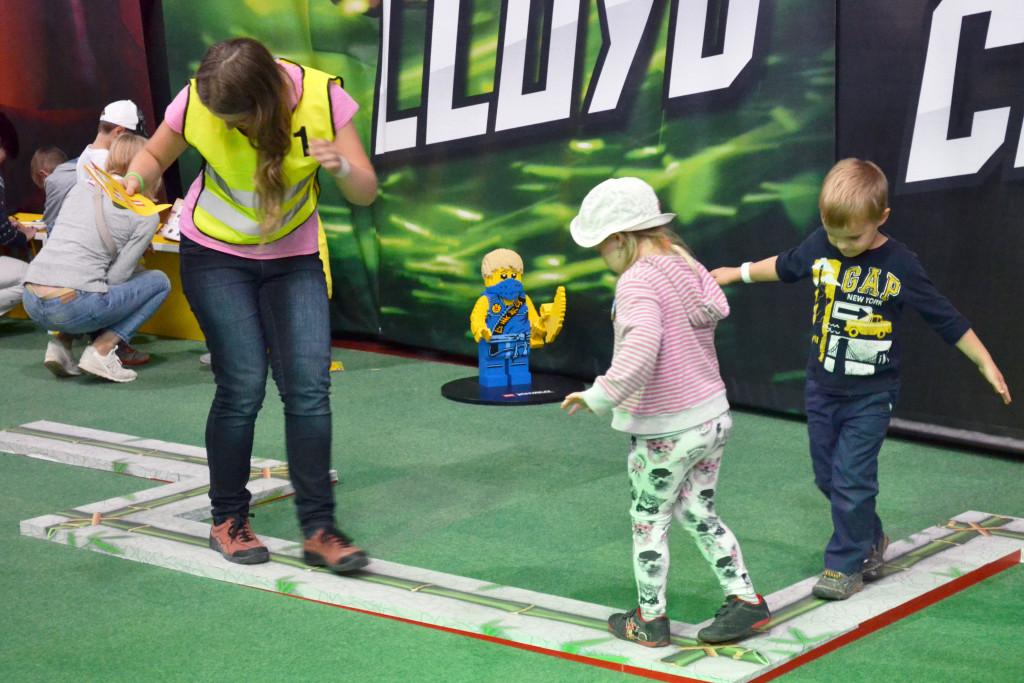 Lego KidsFest - soutěže