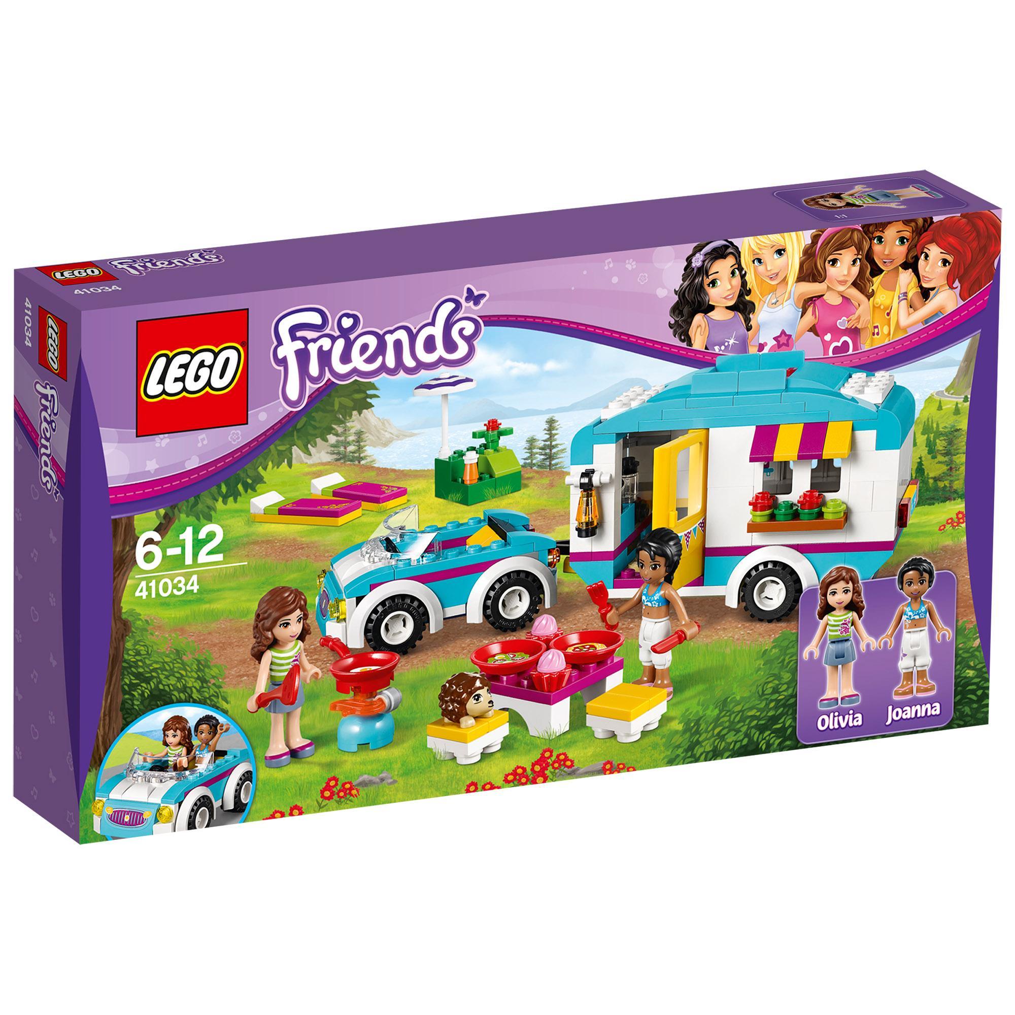 "LEGO Friends ""Letní karavan"" 41034"