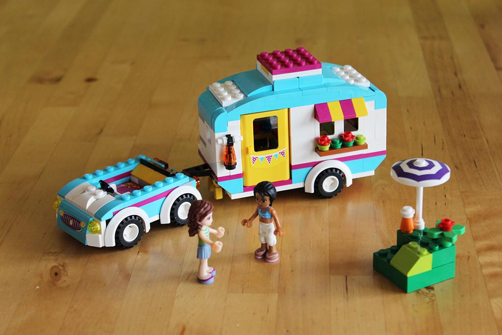 LEGO 41034 - kompletní stavebnice