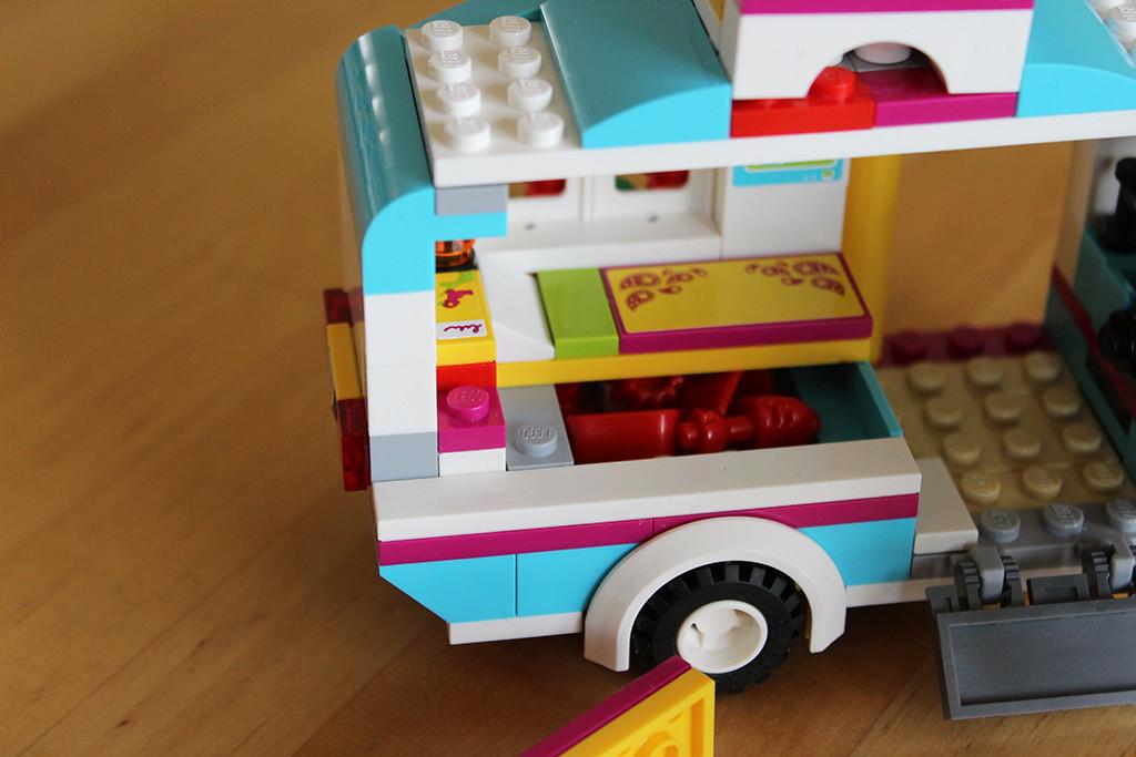 LEGO 41034 - nezbytná výbava