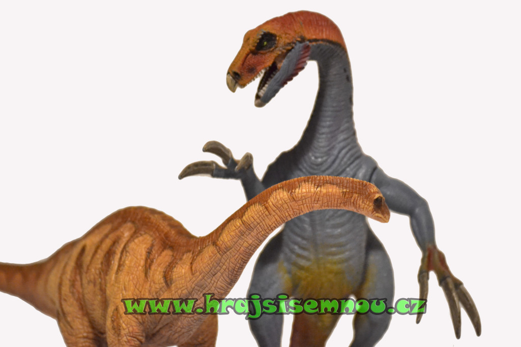 Apatosaurus, Terizinosaurus