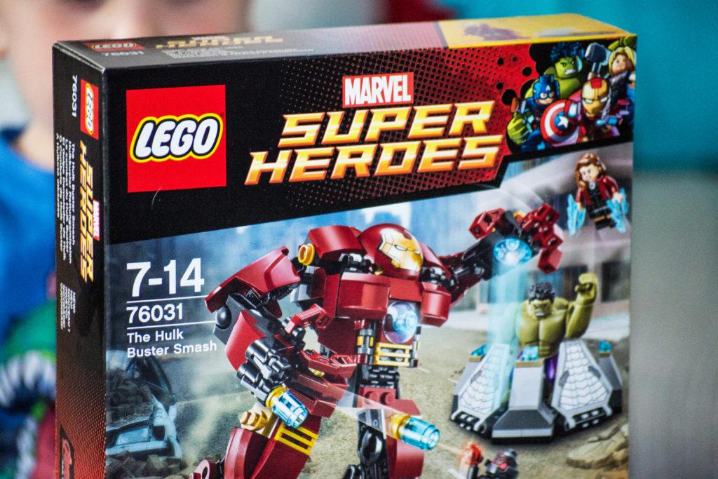 Lego Marvel Super Heroes 76031