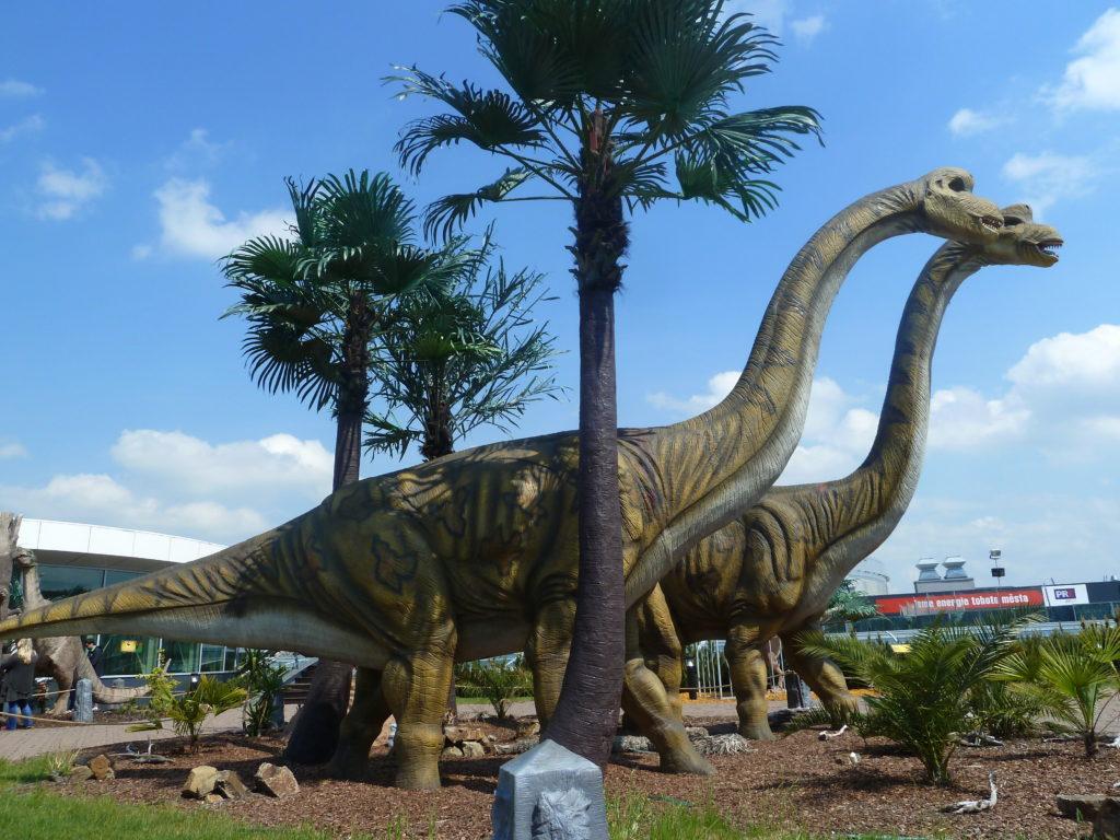 DinoPark - Brachiosaurus
