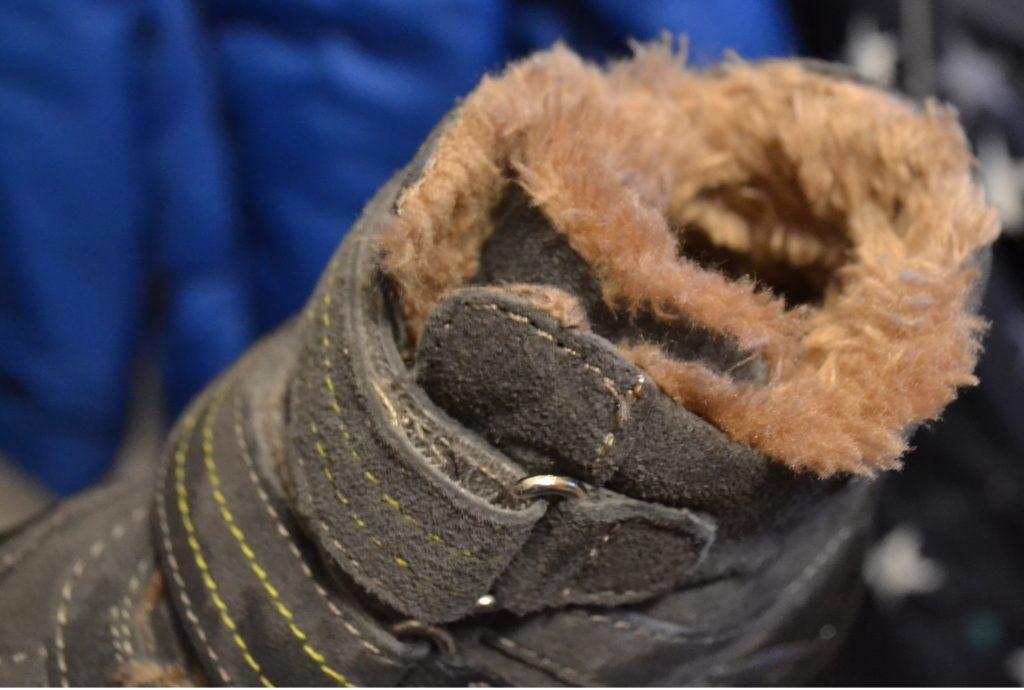 Poctivě zateplené boty Protetika