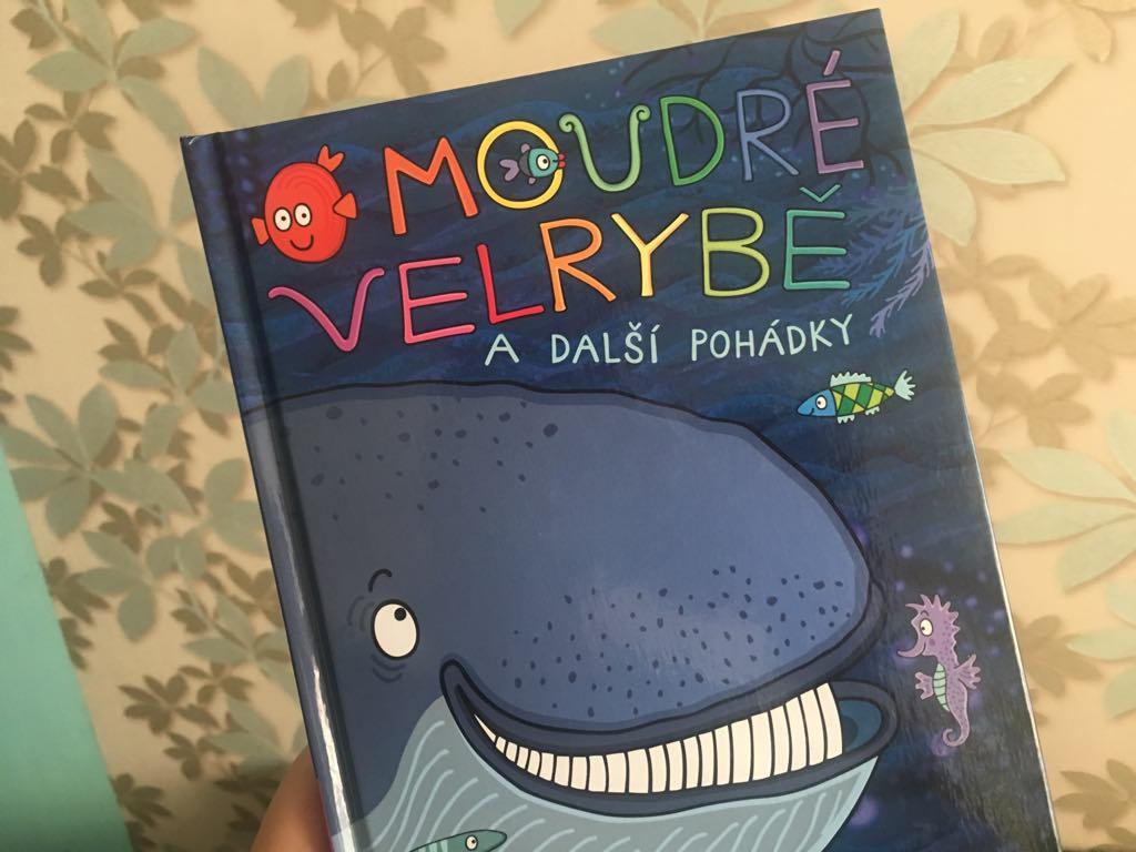 recenze: O moudré velrybě a další pohádky