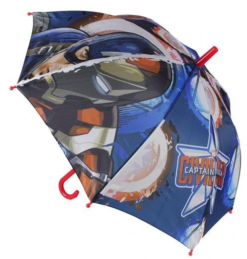 recenze: dětský deštník Avengers