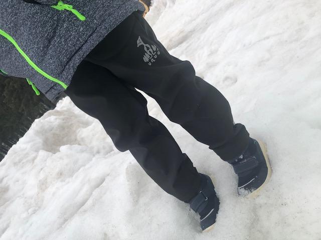 Recenze: Softshellové kalhoty s fleecem Unuo